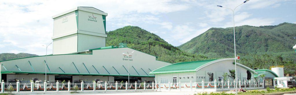 Công ty cổ phần Green Feed Việt Nam - CN Bình Định