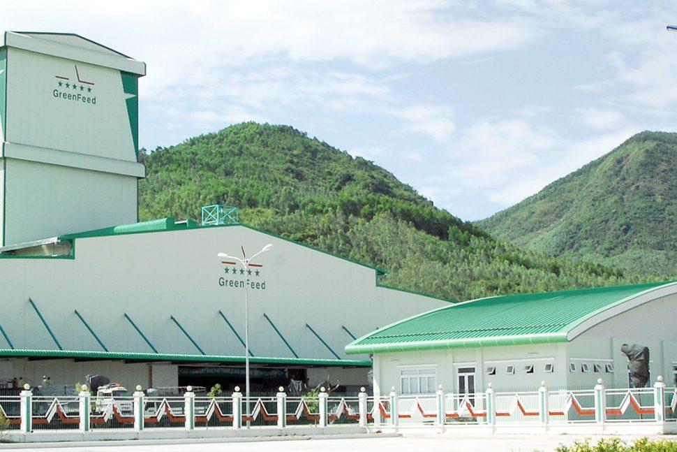 Công ty cổ phần Green Feed Việt Nam – CN Bình Định